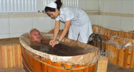 Ванны при раздражении кожи